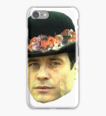 Thomas Barrow Flower Crown iPhone Case/Skin