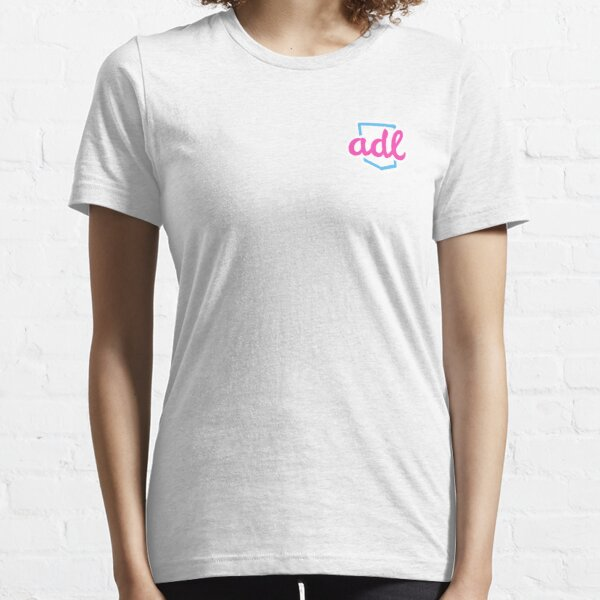 Frontend ADL Tee (Front Pocket - White) Essential T-Shirt
