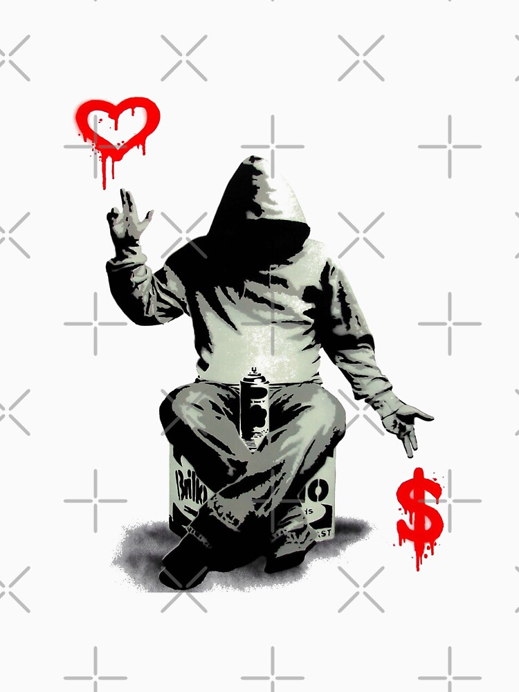 Love Over Money by bizzleapparel