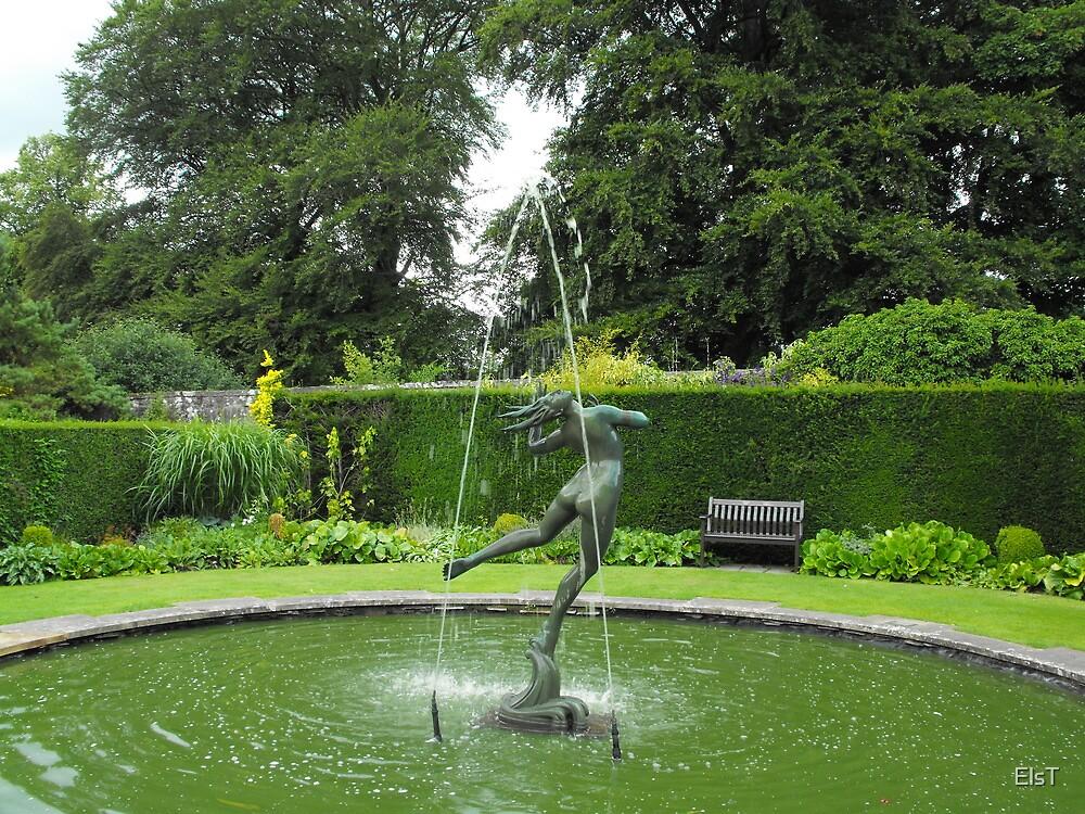 """Foam, Water Nymph at Greenbank Gardens, Glasgow"" by ElsT ..."