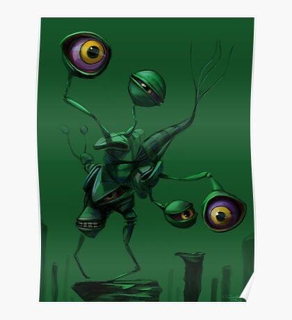 Eyes! Poster