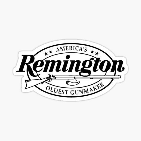 Remington Sticker
