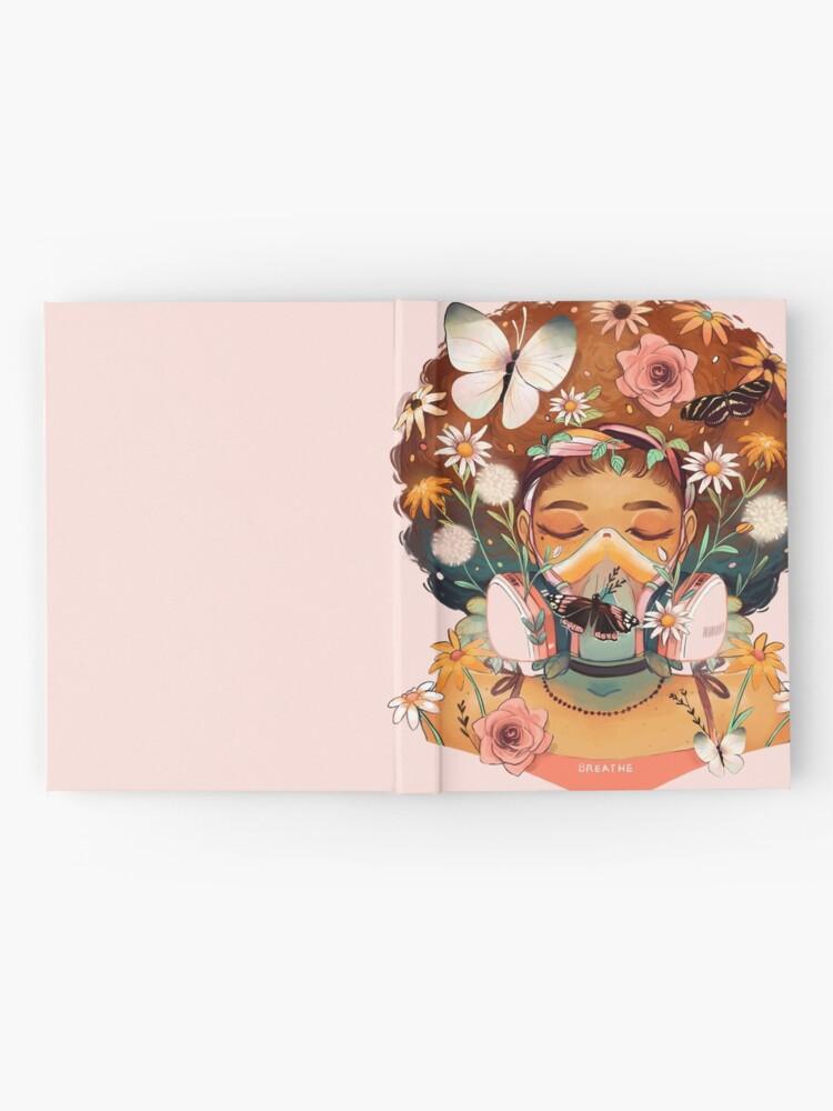 Alternate view of Breathe Deep Hardcover Journal
