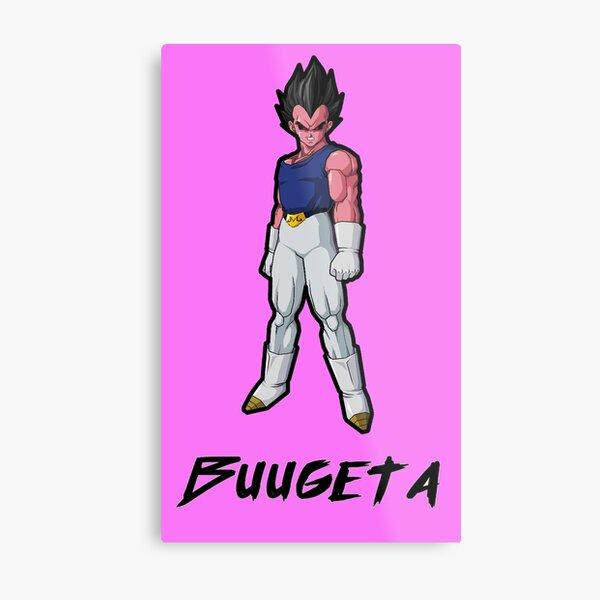 Buugeta Metal Print