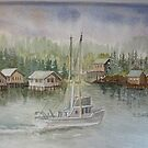 Cruising Sitka by Sally Sargent