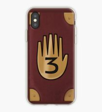 Gravity Falls - Journal 3 iPhone Case