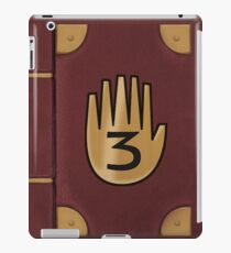 Gravity Falls - Journal 3 iPad Case/Skin