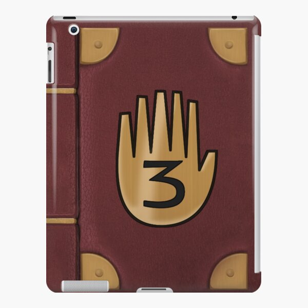 Gravity Falls - Journal 3 iPad Snap Case