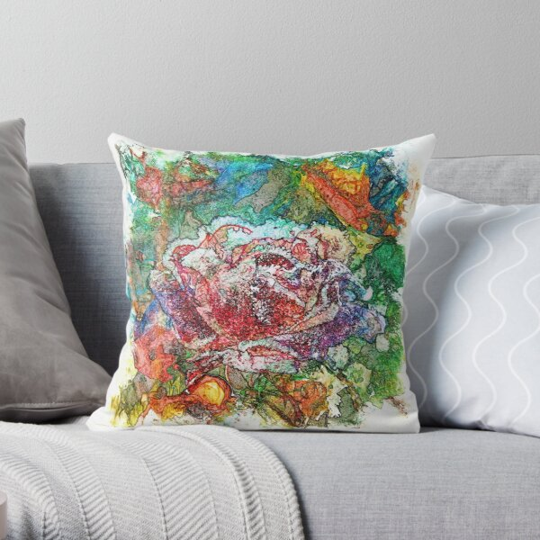 The Atlas Of Dreams - Color Plate 142 Throw Pillow
