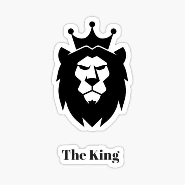 The King Lo Sytle Sticker By Indian0099 Redbubble