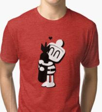 Bomberman Hugger Tri-blend T-Shirt