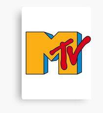 MTV Logo 1 Canvas Print