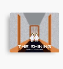 The Shining, Twins Canvas Print