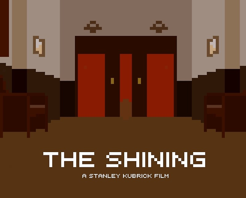 """The Shining, Elevator"" Photographic Prints by Justin Mair ..."