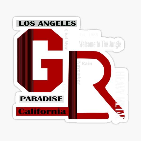Decal 8867 REM Red /& Black Logo 90s Alt Rock Band Music 90s Huge Large Sticker