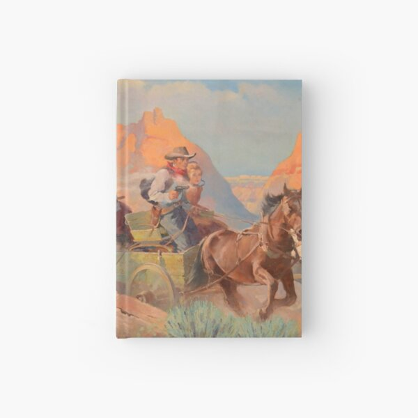 No Benefit of Law Hardcover Journal