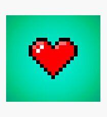 Heart Photographic Print