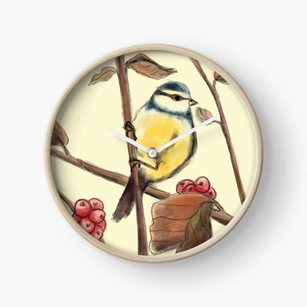 birdberry Clock