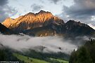 Dawn at Dom Y Planici, Slovenia (viewed 209 times) by Cliff Williams