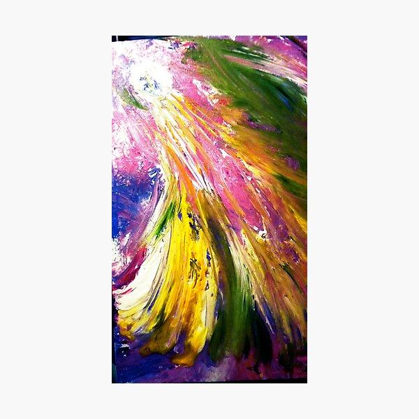 Soul Ascends/Soul Descends/3 Photographic Print
