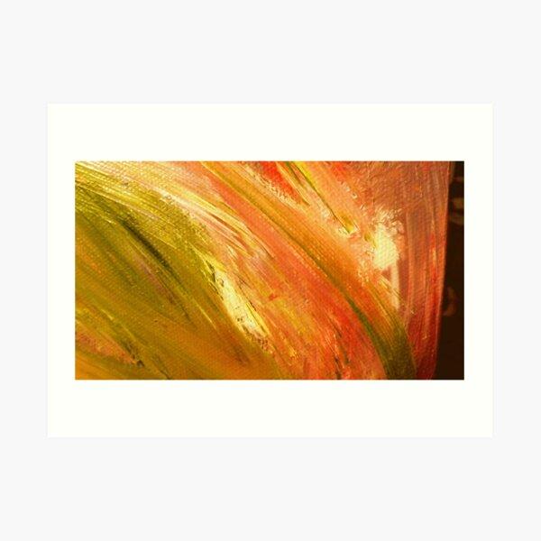 Soul Ascends/Soul Descends/4 Art Print