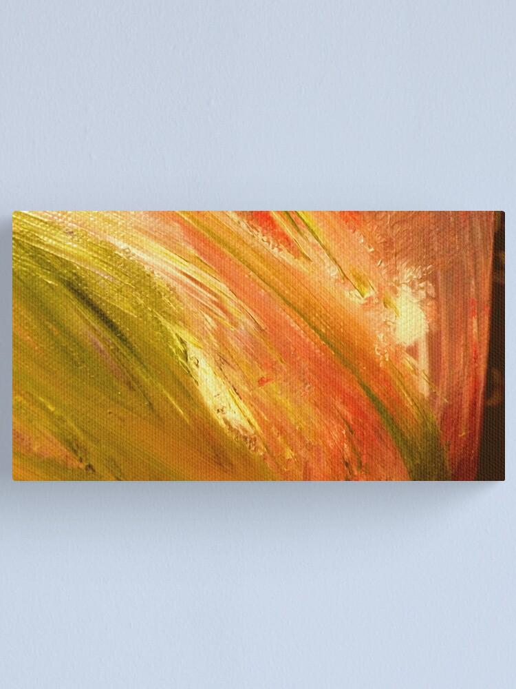 Alternate view of Soul Ascends/Soul Descends/4 Canvas Print