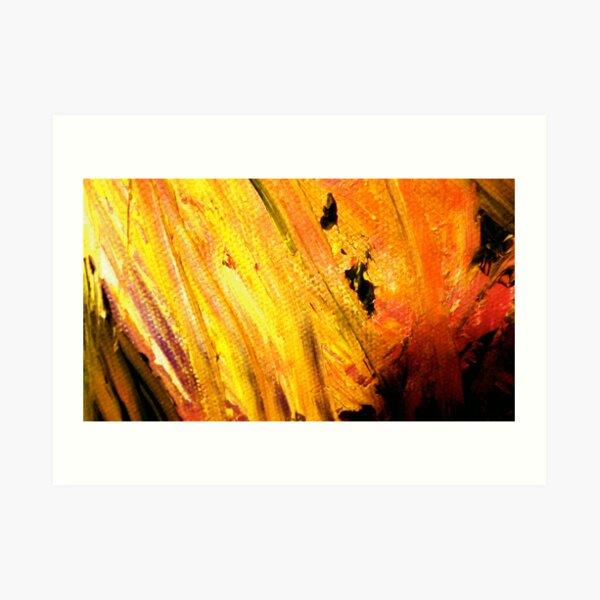 Soul Ascends/Soul Descends/5 Art Print