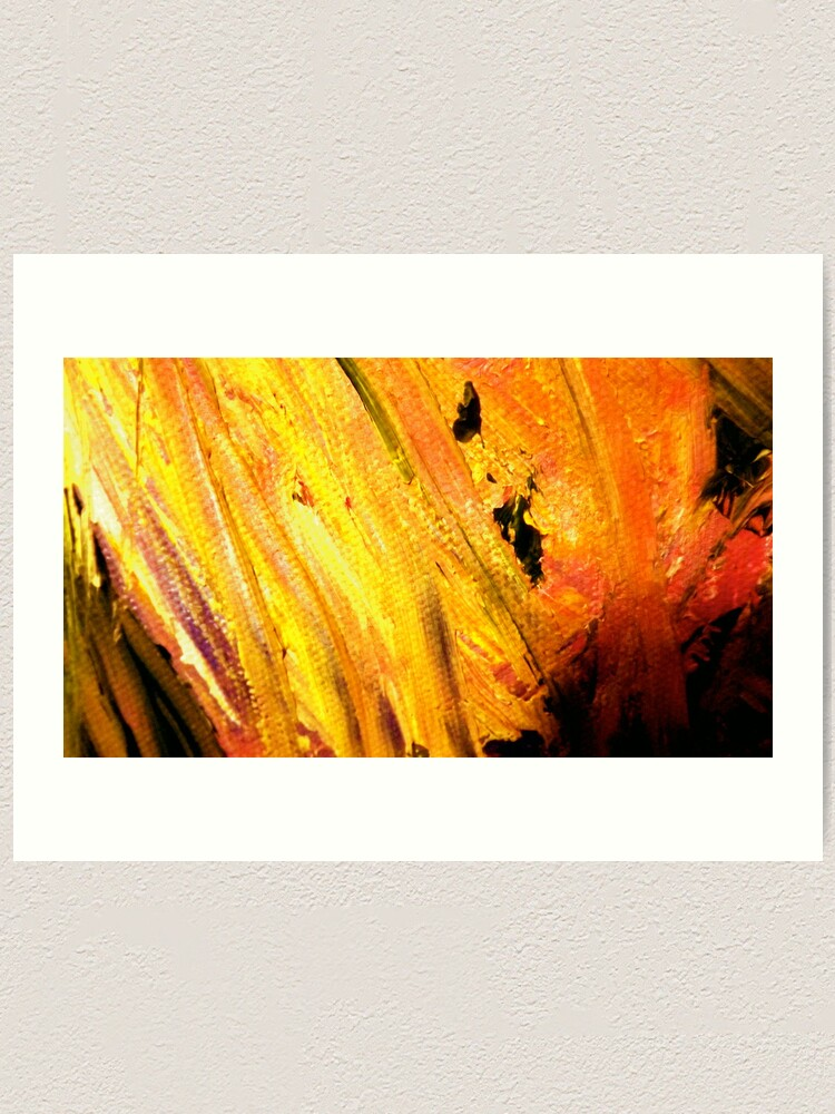 Alternate view of Soul Ascends/Soul Descends/5 Art Print