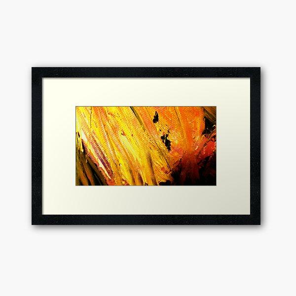 Soul Ascends/Soul Descends/5 Framed Art Print