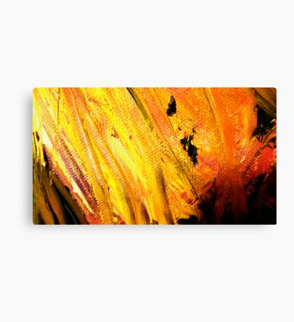 Soul Ascends/Soul Descends/5 Canvas Print