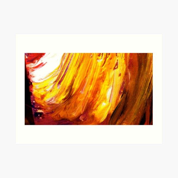 Soul Ascends/Soul Descends/6 Art Print