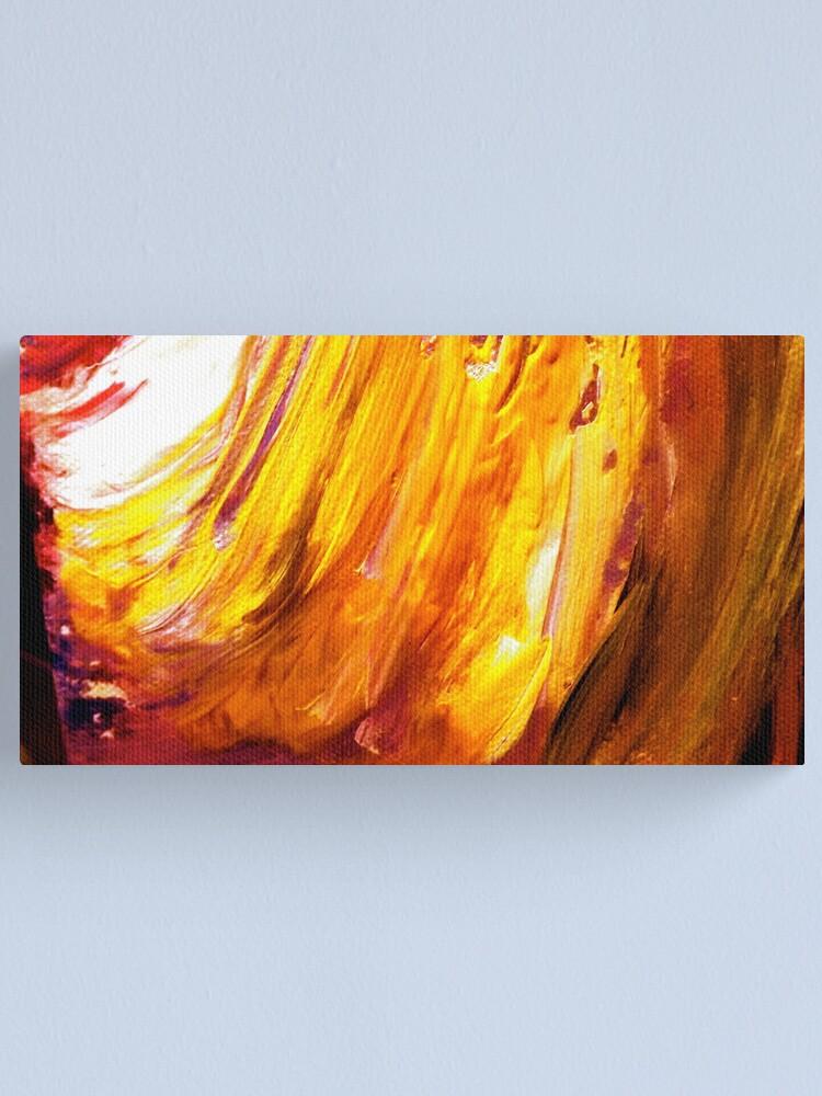 Alternate view of Soul Ascends/Soul Descends/6 Canvas Print