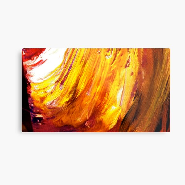Soul Ascends/Soul Descends/6 Metal Print