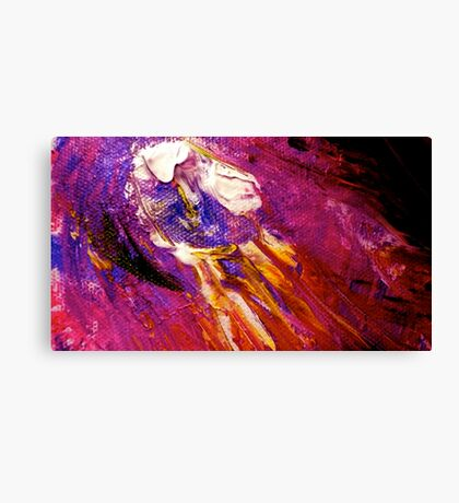 Soul Ascends/Soul Descends/7 Canvas Print