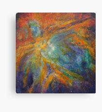 Nebula in Orion Canvas Print