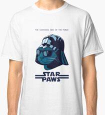 Darth Kitty - Imperial blue Classic T-Shirt