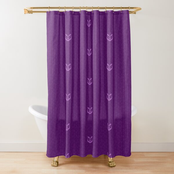 Hero Of Rage Shower Curtain