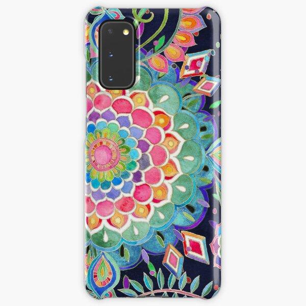 Color Celebration Mandala Samsung Galaxy Snap Case