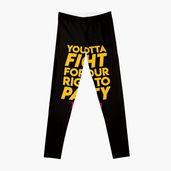 Kc Kansas City 2020 Kc Fan Fight For Your Right To Party Premium T shirt Leggings