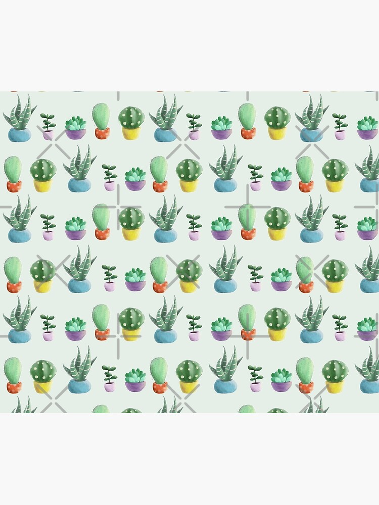 cute cacti by PicajoArt