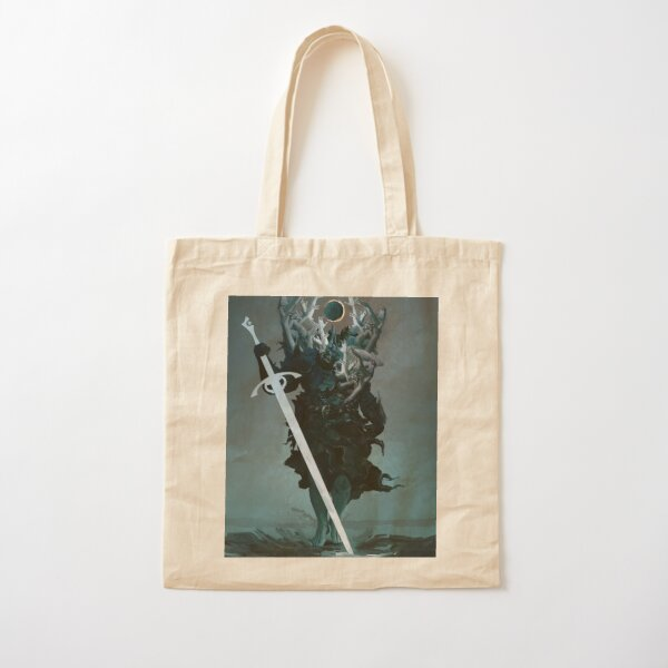 Eclipse's herald Cotton Tote Bag