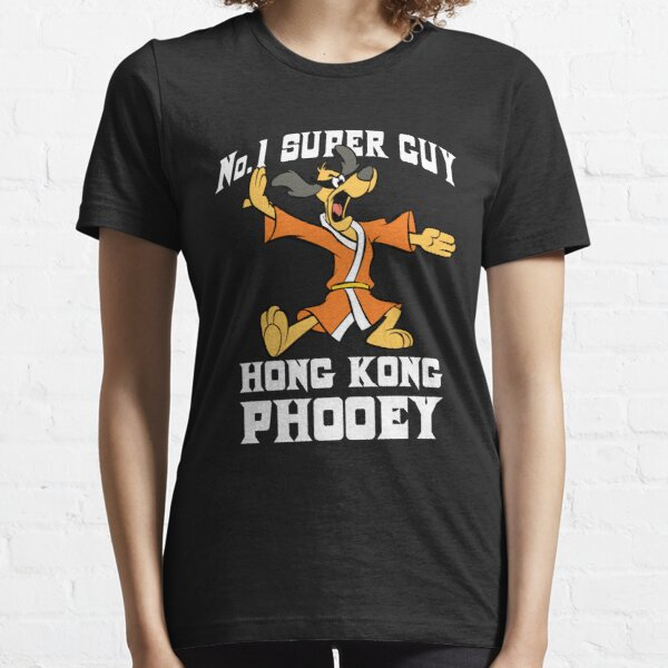 No 1 Super Guy Hong Kong Phooey Essential T-Shirt
