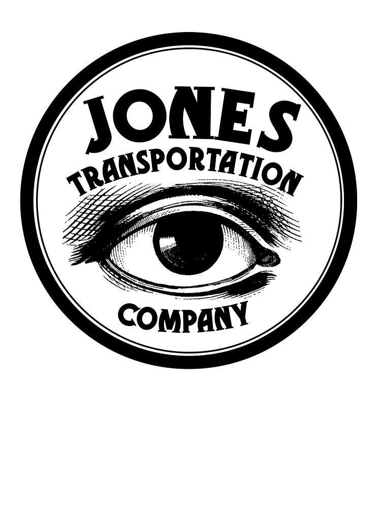 "Jones Transportation Co. Logo from ""Persephone's Torch"" by DuckSoupDotMe"