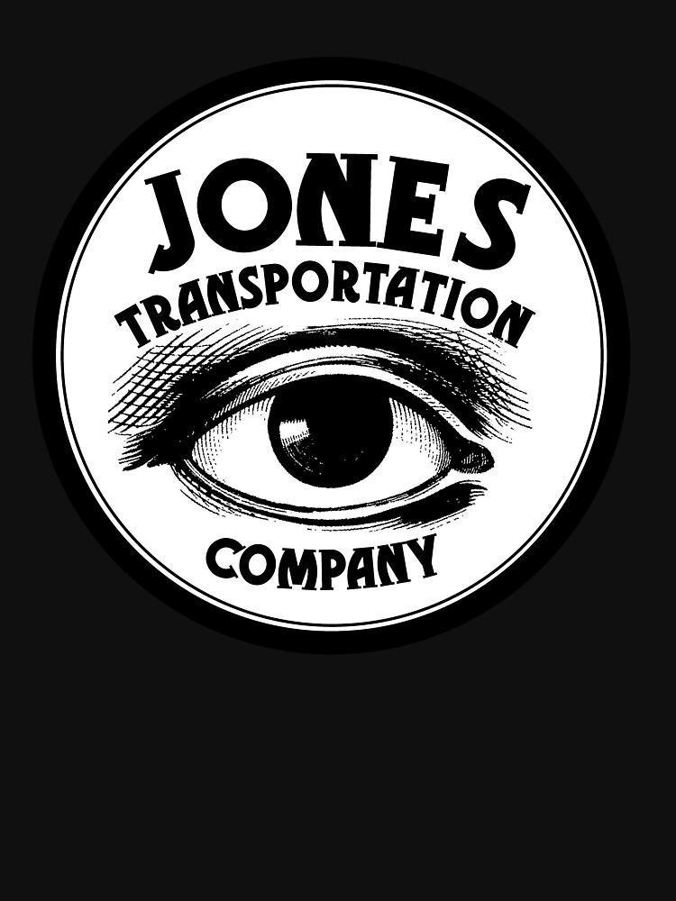 """Jones Transportation Co. Logo from """"Persephone's Torch"""" by DuckSoupDotMe"""