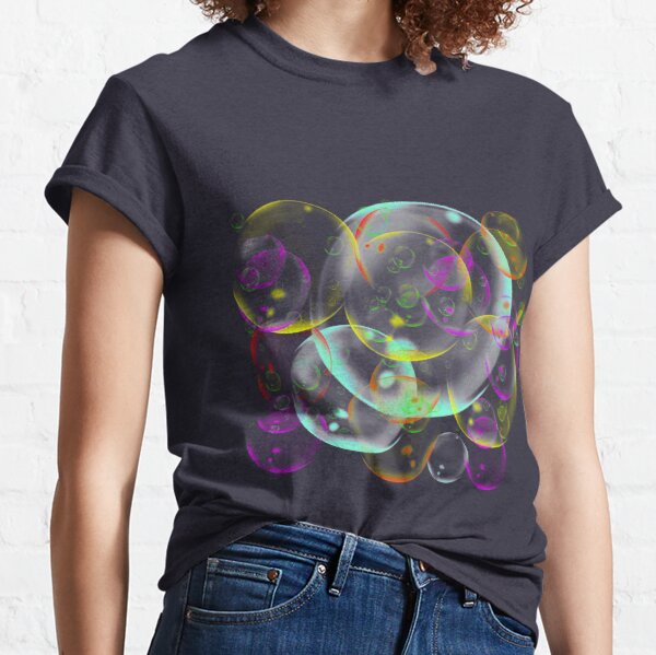 I wandered freely as a Bubble Classic T-Shirt