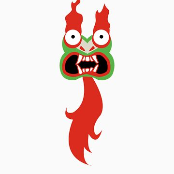 Aku face by ZinkLTD