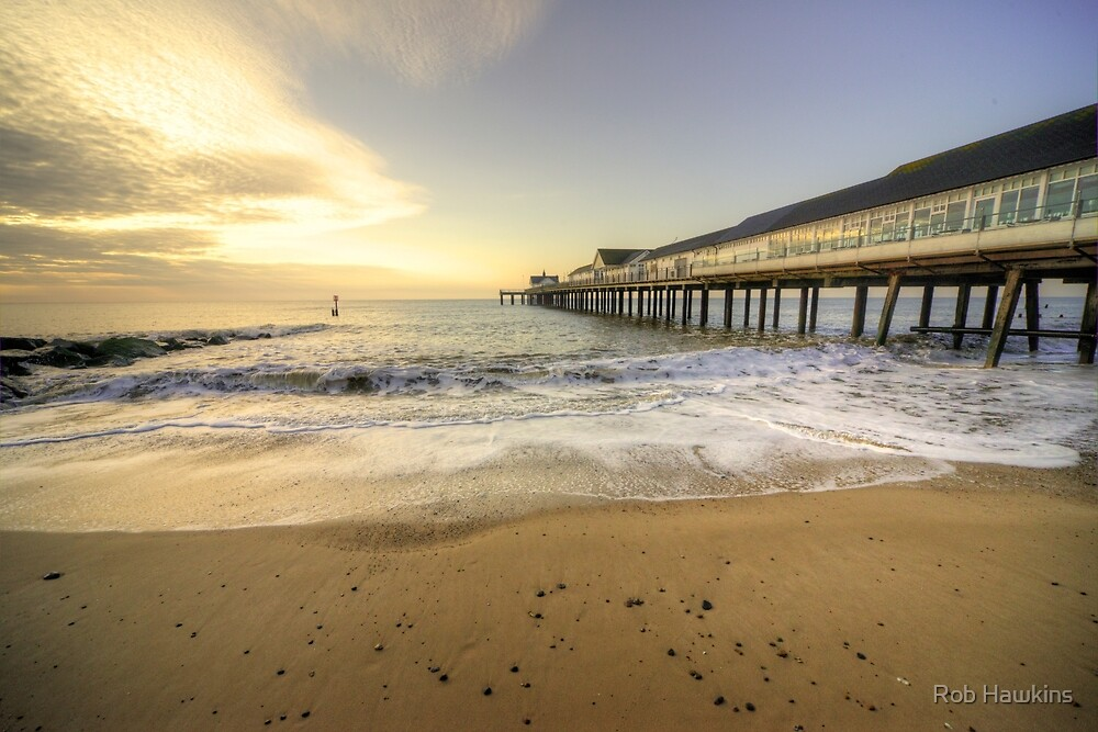 Southwold Pier  by Rob Hawkins