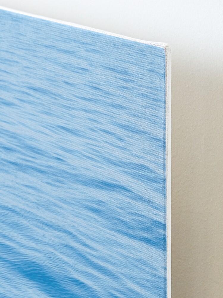 Alternate view of Calm sea Mounted Print