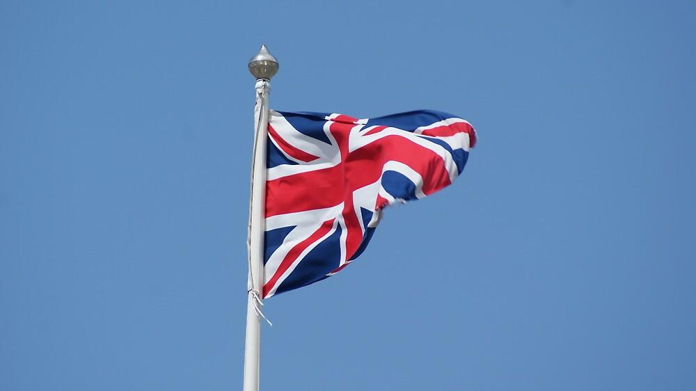 Brittish Flag by Butchie