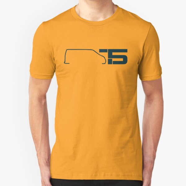 VANLIFE T5 Linear Slim Fit T-Shirt